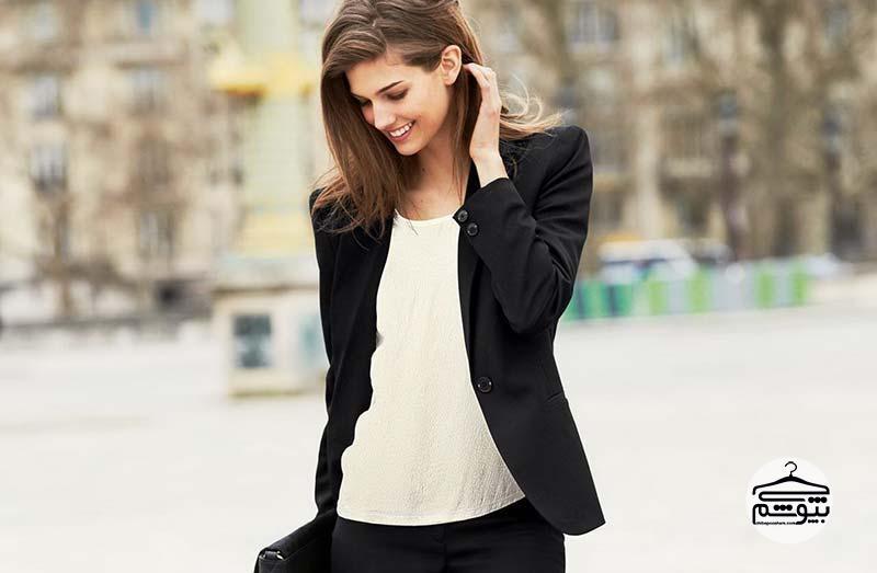 فروشگاه اینترنتی بُجـ شاپ راهنمای خرید لباس خرید لباس نوشتهها