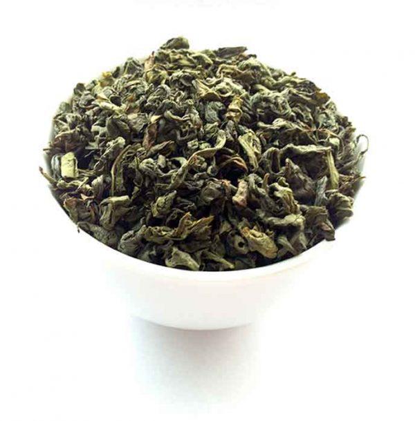 فروشگاه اینترنتی بُجـ شاپ چای سبز لاهیجان قلم اعلا بهاره 100 گرمی محصولات