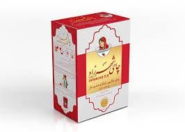 فروشگاه اینترنتی بُجـ شاپ چای شهرزاد ساده 400 گرمی محصولات